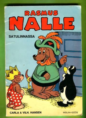 Rasmus Nalle 19 - Rasmus Nalle satulinnassa