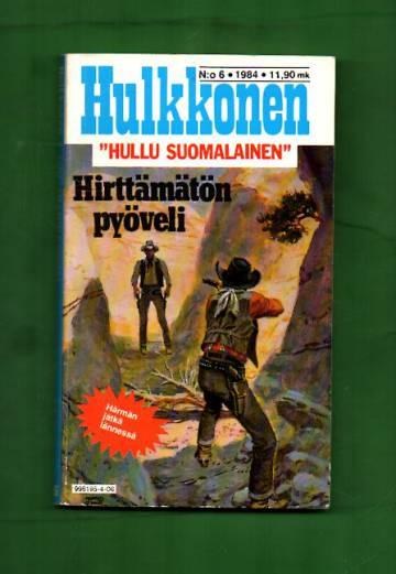Hulkkonen 6/84 - Hirttämätön pyöveli