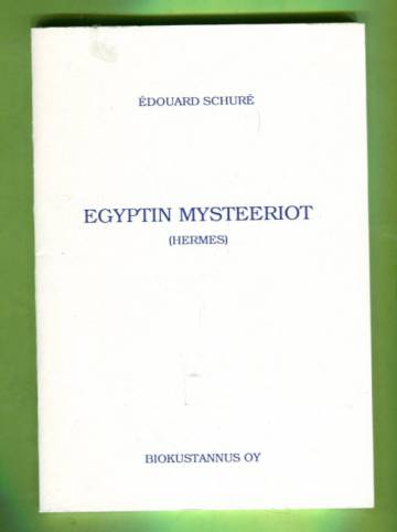 Egyptin mysteeriot (Hermes)