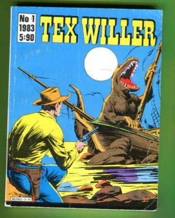 Tex Willer 1/83