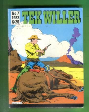 Tex Willer 7/83