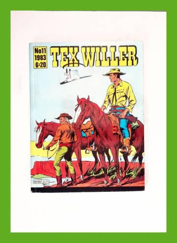 Tex Willer 11/83
