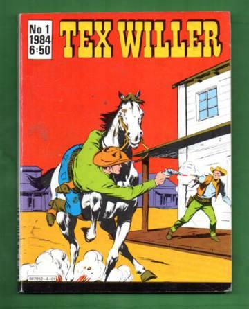 Tex Willer 1/84