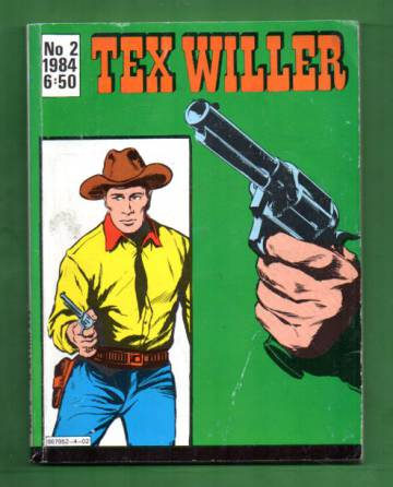 Tex Willer 2/84