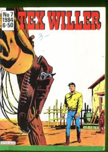 Tex Willer 7/84