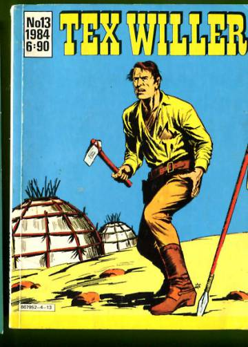 Tex Willer 13/84