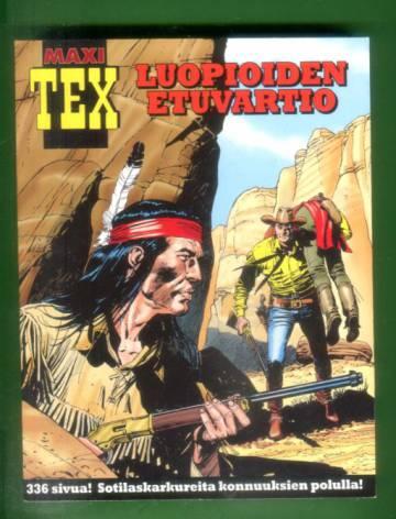 Maxi-Tex 29 - Luopioiden etuvartio