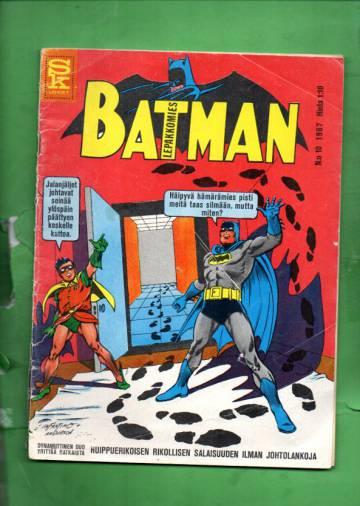 Batman - Lepakkomies 10/67