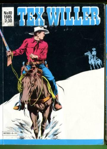 Tex Willer 10/85