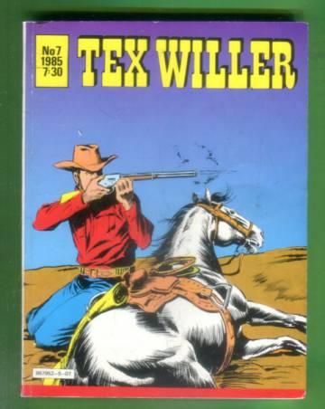 Tex Willer 7/85