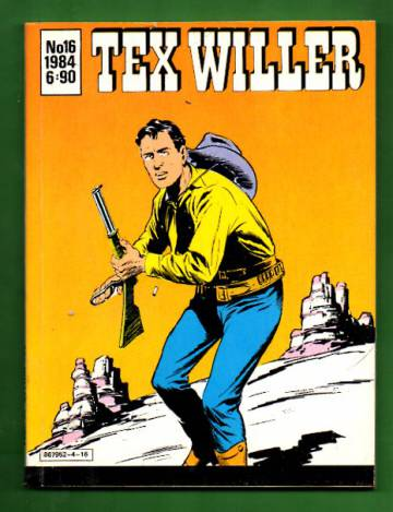 Tex Willer 16/84