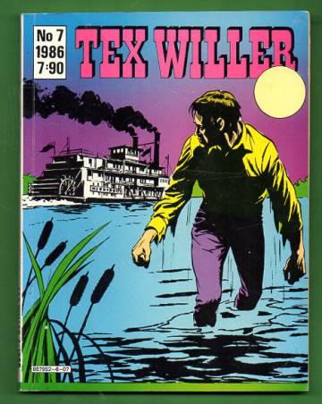 Tex Willer 7/86