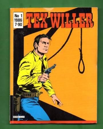 Tex Willer 1/86