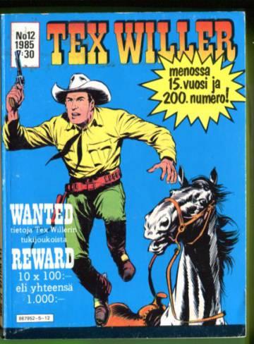 Tex Willer 12/85
