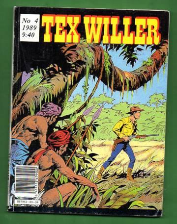 Tex Willer 4/89