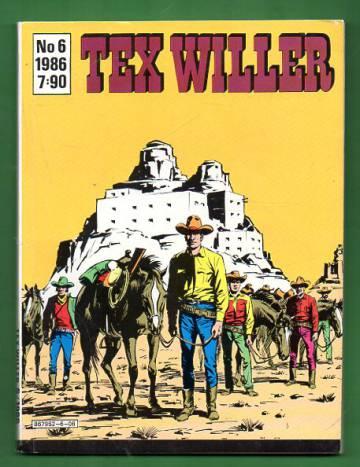 Tex Willer 6/86
