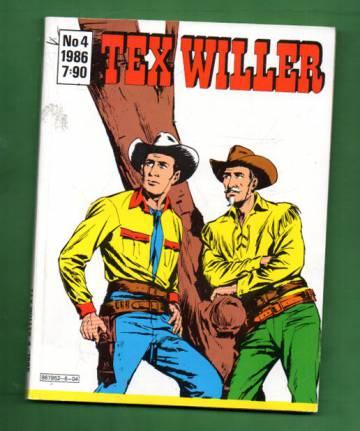 Tex Willer 4/86
