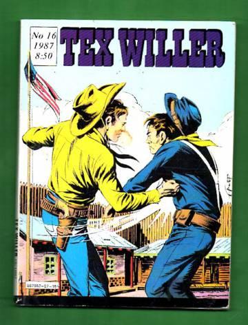 Tex Willer 16/87