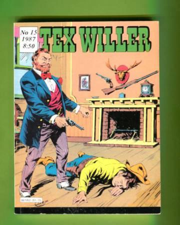 Tex Willer 15/87