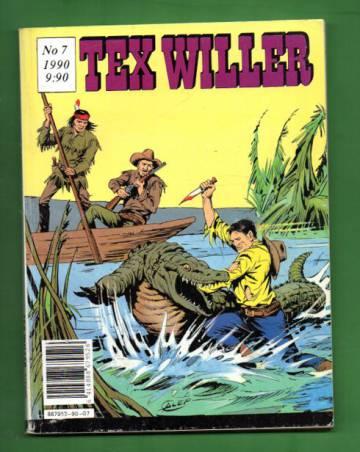 Tex Willer 7/90