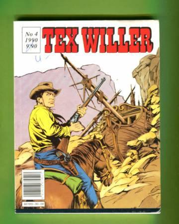 Tex Willer 4/90