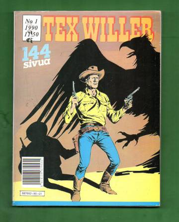 Tex Willer 1/90