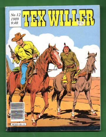 Tex Willer 12/89