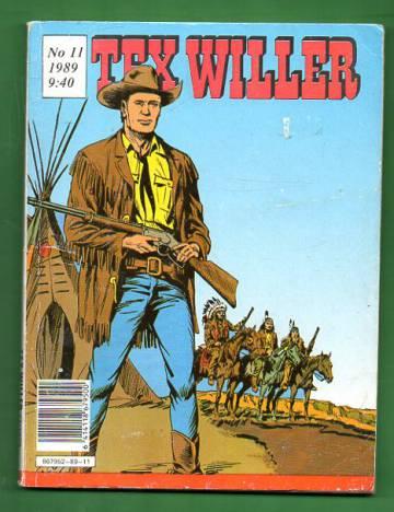 Tex Willer 11/89