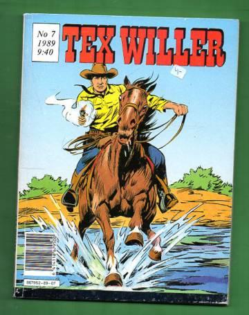 Tex Willer 7/89