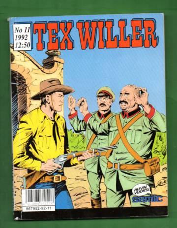 Tex Willer 11/92