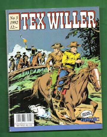 Tex Willer 3/92
