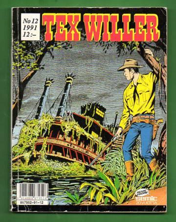 Tex Willer 12/91