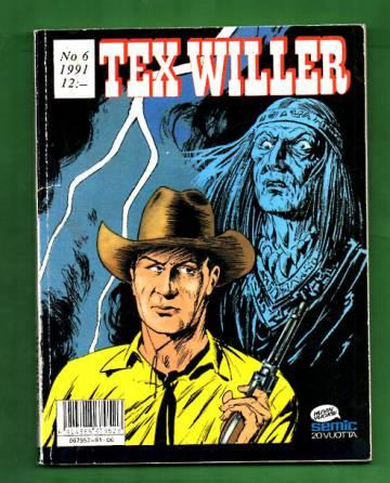 Tex Willer 6/91