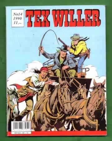 Tex Willer 14/90
