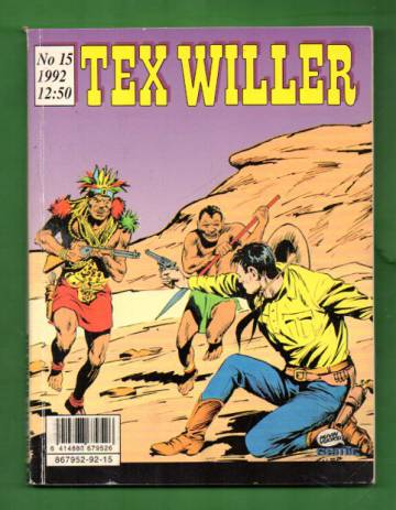 Tex Willer 15/92