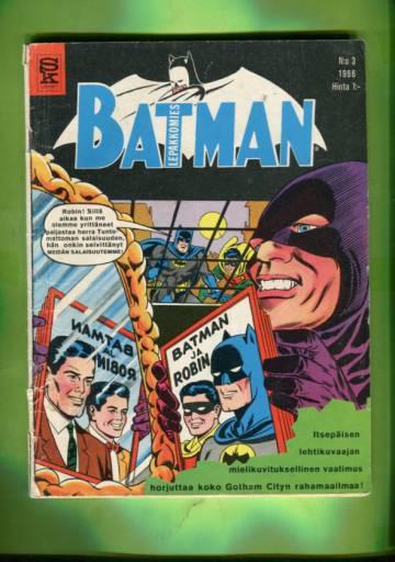 Batman - Lepakkomies 3/66