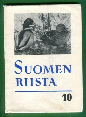 Suomen riista 10
