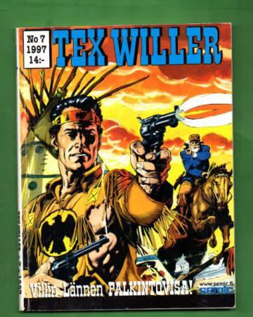 Tex Willer 7/97
