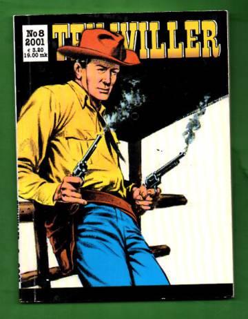 Tex Willer 8/01