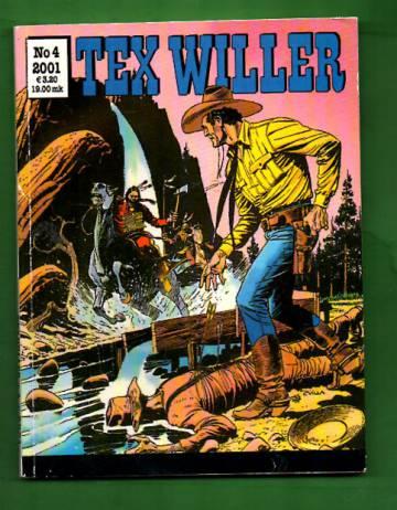 Tex Willer 4/01
