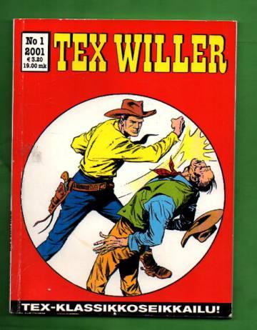 Tex Willer 1/01