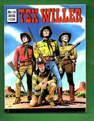 Tex Willer 14/02