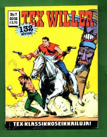 Tex Willer 7/02