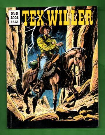Tex Willer 5/02