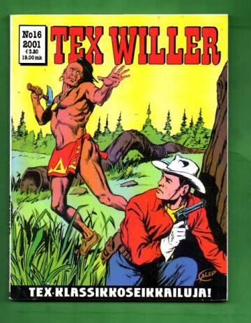 Tex Willer 16/01