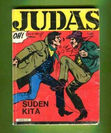 Judas 3/82 - Suden kita