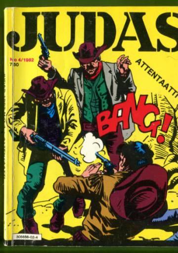 Judas 4/82 - Attentaatti