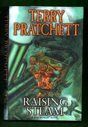 Raising Steam - A Discworld Novel