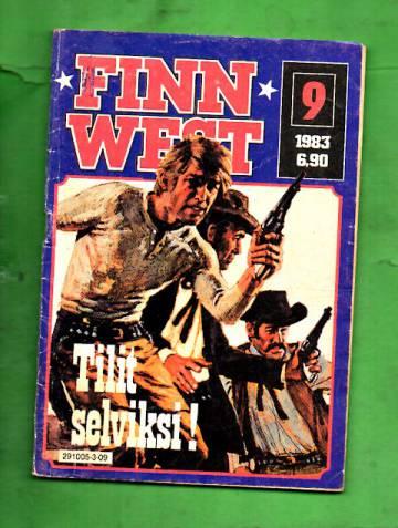Finn West 9/83 - Tilit selviksi!
