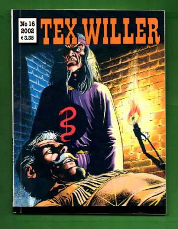 Tex Willer 16/02